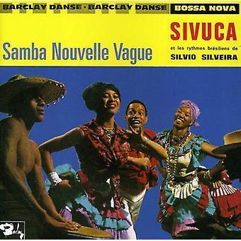 Sivuca - Samba Nouvelle Vague [CD] USA import