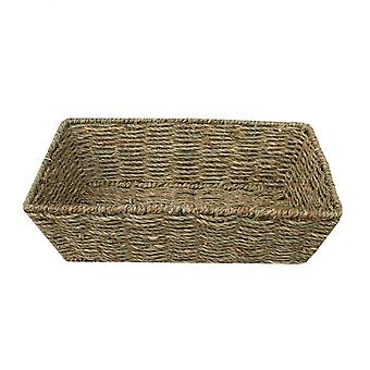 Extra Large Tapered Seagrass Tray
