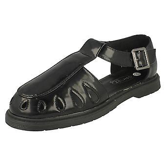 Girls Spot On Sandals