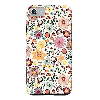 ArtsCase Designers Cases Wild Bloom for Tough iPhone 8 / iPhone 7