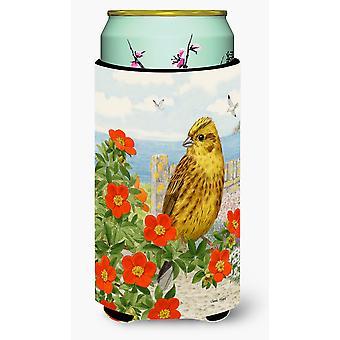 Carolines Treasures  ASA2107TBC Yellowhammer Tall Boy Beverage Insulator Hugger