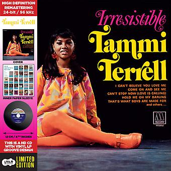 Terrell*Tammi - Irresistible - Deluxe CD-Vinyl Replica [CD] USA import