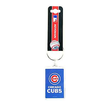 Chicago Cubs MLB Acrylic Key Chain