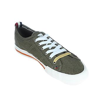 Wrangler Jaggy Canvas 141141235 universal all year men shoes