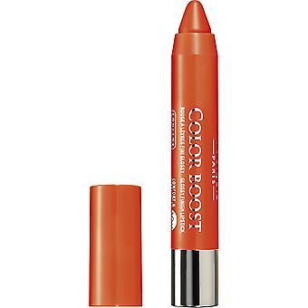 2 x Bourjois Paris Color Boost Lip Crayon SPF15 Waterproof - 10 Lolli Poppy