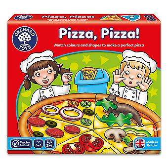 Boomgaard ToysPizza, Pizza