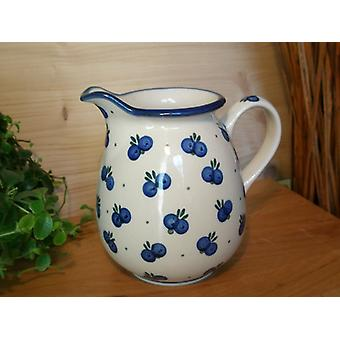 Pitcher, 1000 ml, height 16 cm, 22 tradition polonaise poterie - BSN 0174