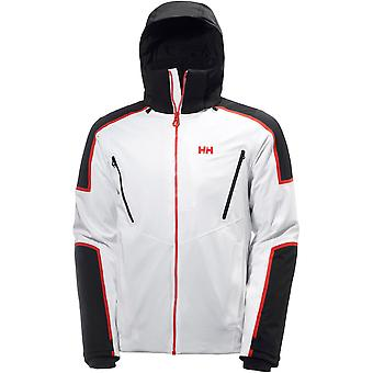 Helly Hansen Mens Force Waterproof Breathable Insulated Ski Jacket