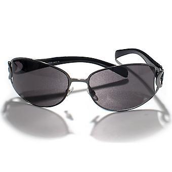 Traspaso Mens y las señoras Pokerface UV verano gafas de sol