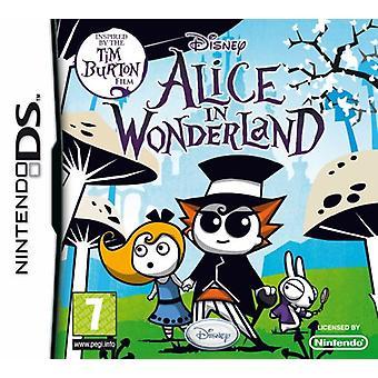 Alice in Wonderland (Nintendo DS) - As New