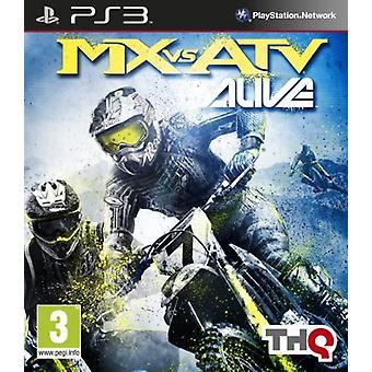 MX vs ATV Alive 2011 (PS3) - New