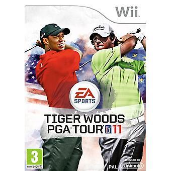 Tiger Woods PGA Tour 11 (Wii)-nieuw