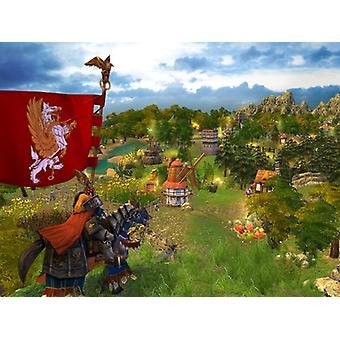 Heroes of kan og Magic V (PC DVD)-ny