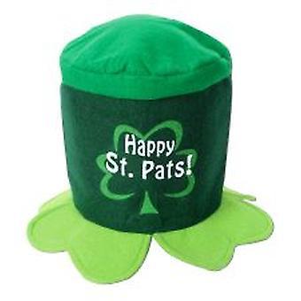 Glücklich St. Patricks Day Filzhut Topper