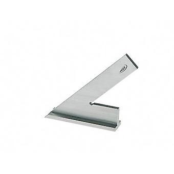 HELIOS PREISSER 0395102 45 graden ingenieurs vierkant 120 x 80 mm 45 °