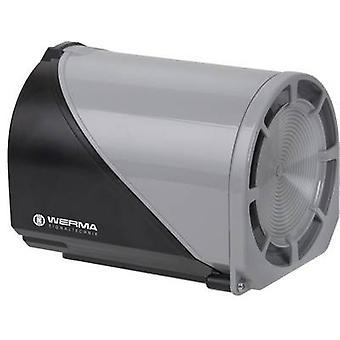 Werma Signaltechnik Sounder 144.000.75 24 V AC, 24 V DC 110 dB Werma Signaltechnik Sounder 144.000.75 24 V AC, 24 V DC 110 dB