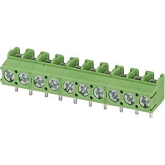 Phoenix Contact PT 1,5/ 6-5,0-V Screw terminal 2.50 mm² Number of pins 6 Green 1 pc(s)