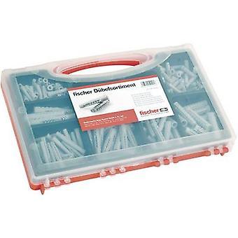 Fischer 40991 Låda med väggpluggar SX/UX röd Innehåll 1 Ställ