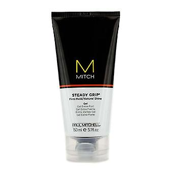 Paul Mitchell Mitch Steady Grip (firm Hold/natural Shine Gel) - 150ml/5.1oz