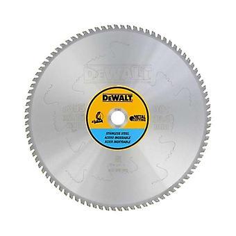 DeWALT DT1922-QZ 355x25.4 90T Stainless Steel Stationary Saw Blade