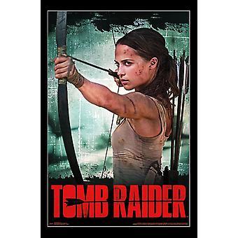 Tomb Raider - Bow Poster Print