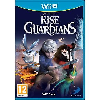 Άνοδος των κηδεμόνων (Nintendo Wii U)-νέα