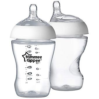 Tommee Tippee Closer to Nature Bottle 260ml x1
