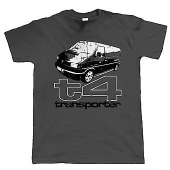 T4 Transporter T Shirt - Camper Van día Van - regalo para papá