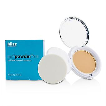 Bliss Em'powder' Me Buildable Powder Foundation - # Buff - 9g/0.31oz