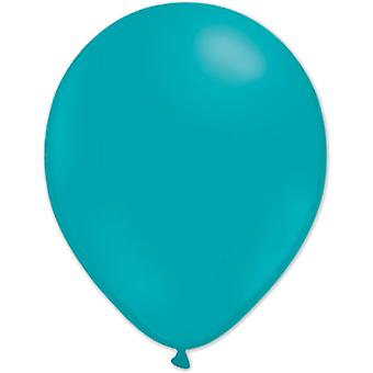 Balloons Latex Turquoise - 10-pack