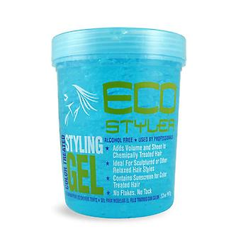 Eco Styler Professional Styling Gel Max Hold, Blue, 32oz