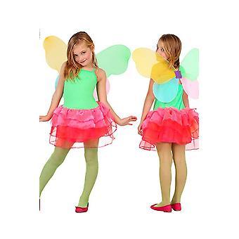 Costumes enfants filles fées robe fille