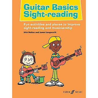 Gitaar Basics Sight-Reading door Nick Walker - James Longworth - 978057