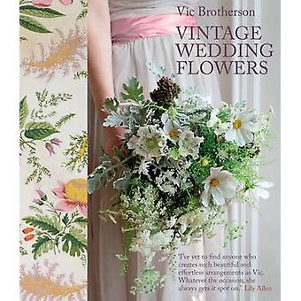 Vintage Wedding Flowers - Bouquets - button holes - table settings (Il