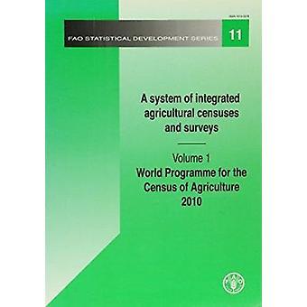 Ett System med integrerad lantbruksräkningens och undersökningar - FAO Statist