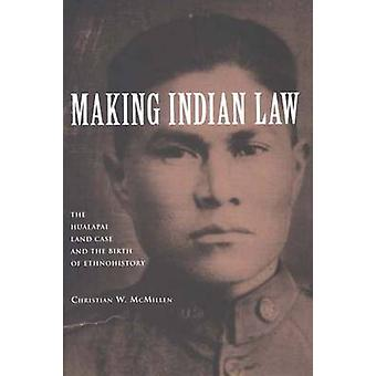 Fazendo a lei indiana - o caso da terra de Hualapai e o nascimento de Ethnohisto