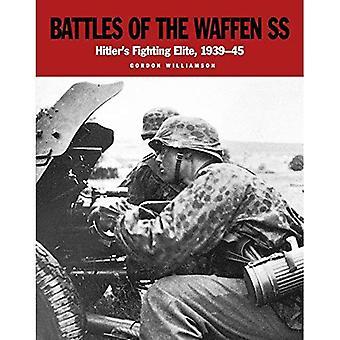 Battles of the Waffen-SS: Hitler's Fighting Elite 1939-45