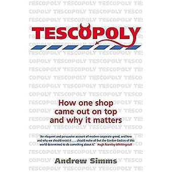 Tescopoly: Hoe één winkel kwam uit op Top en waarom dat van belang
