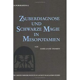 Zauberdiagnose und Schwarze Magie i Mesopotamien