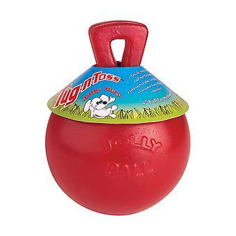 Horsemens Pride Jolly Ball Tug-N-Toss Dog Toy