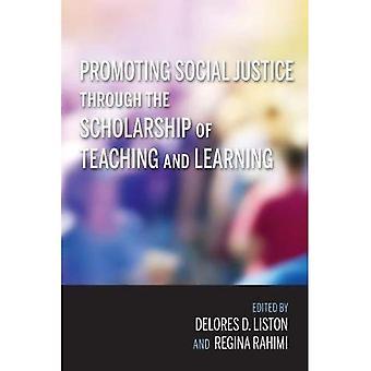 Promouvoir la Justice sociale grâce à la bourse de l'enseignement et l'apprentissage (bourse d'enseignement et d'apprentissage)