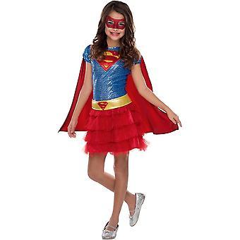Supergirl Child Costume - 20826