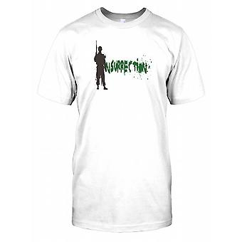 Insurrection Soldier - Conspiracy T Shirt