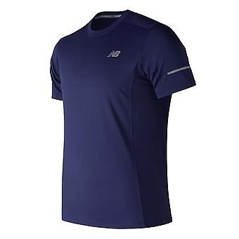 Nieuwe evenwicht Mens Core uitvoeren T Shirt bemanning hals T-Shirt Tee Top