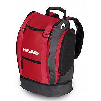 HEAD Tour Backpack 40 Red/ Black