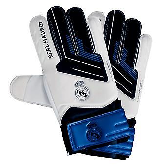 Real Madrid Official Kids Goalkeeper Gloves