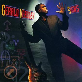 Gerald Veasley - Signs [CD] USA import