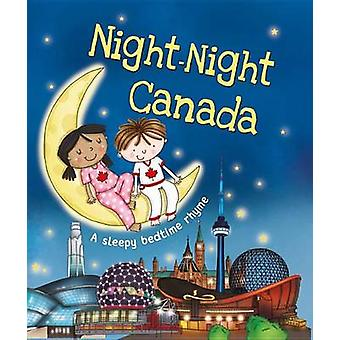 Night-Night Canada by Katherine Sully - Helen Poole - 9781492647690 B