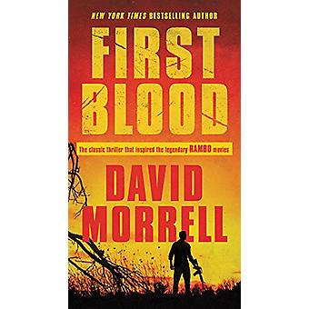 First Blood by David Morrell - 9781538711361 Book