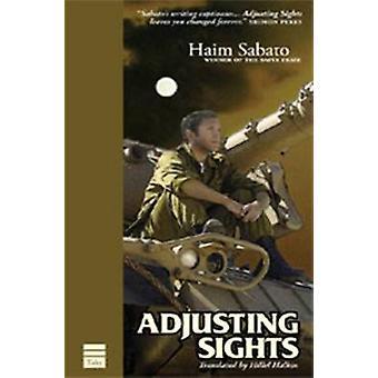 Adjusting Sights by Haim Sabato - 9781592641277 Book